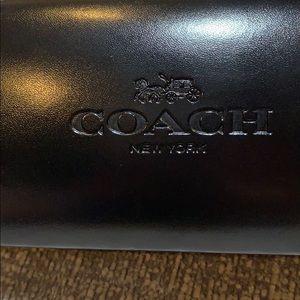 Coach Eyeglass Case